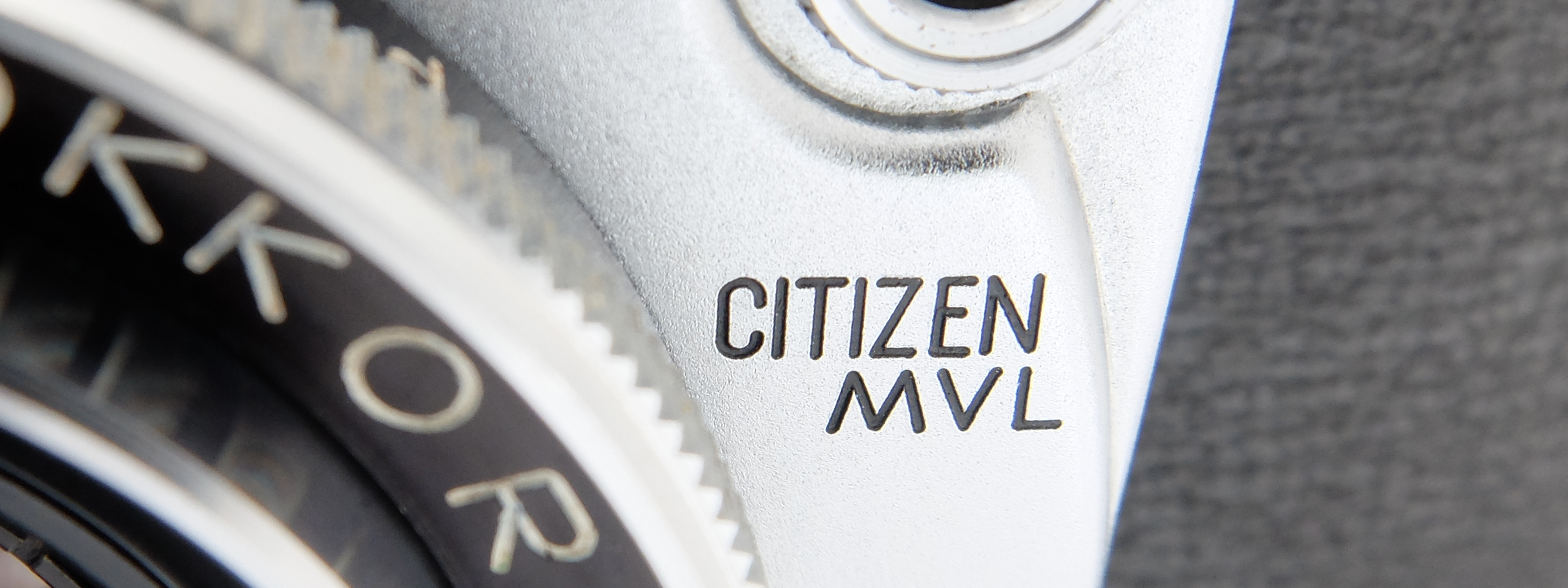 minolta auto wide CITIZEN MVL