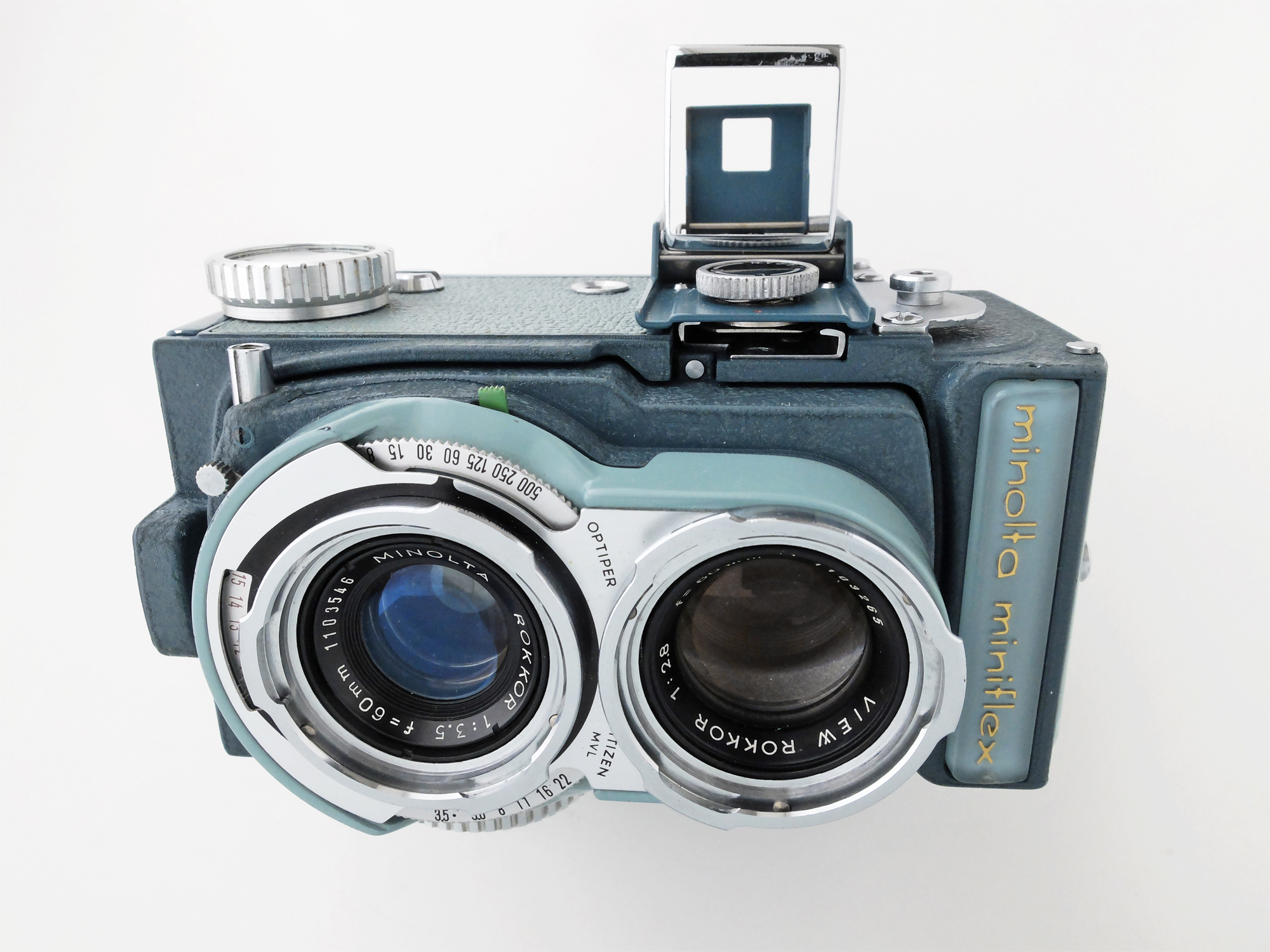 minolta miniflex sports finder set